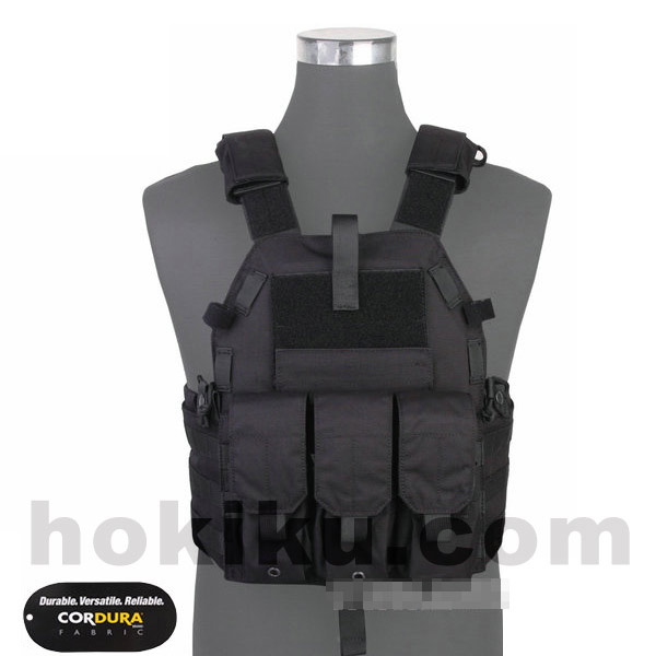 Vest Emerson LBT6094K M4 Type Pouches - Black