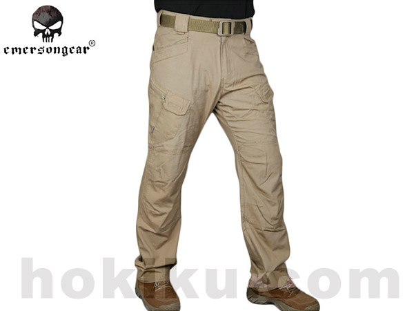 EMERSON UTL Urban Tactical Pants - Brown
