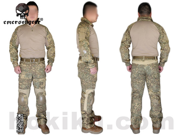 EMERSON Gen2 Combat Suit & Pants - Badlands