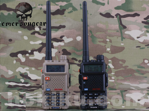 Emerson OPS Radio - Black