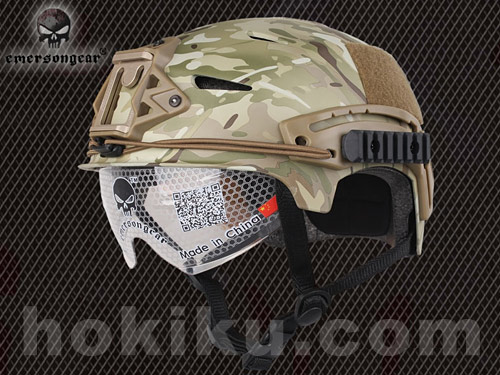Helm Emerson EXF Bump - Multicam