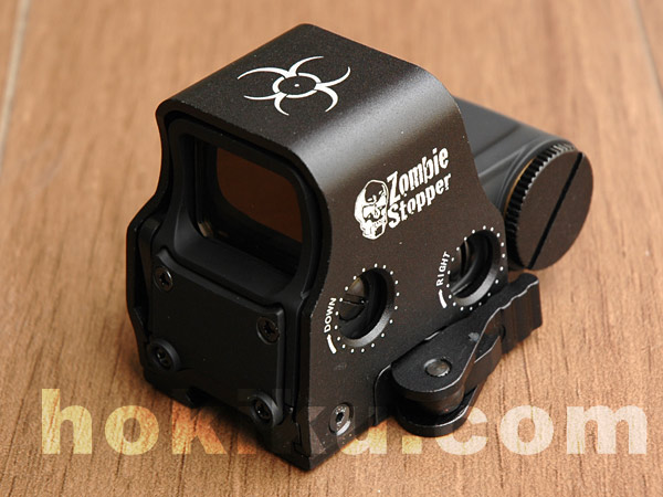 Optic Enhance - Holosight EXPS Black Zombie Stopper