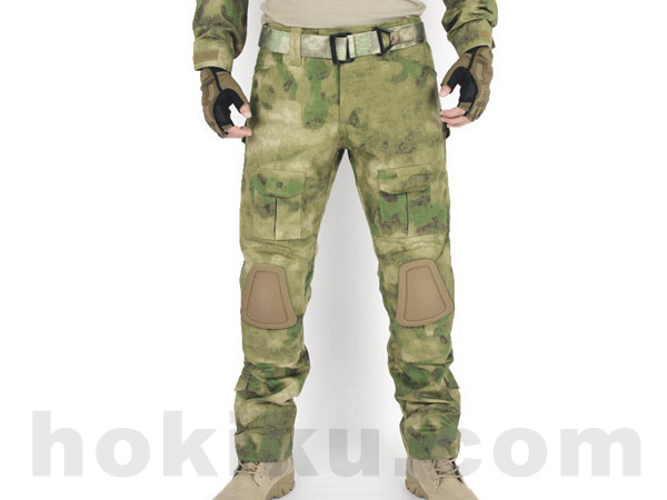 Pants Tactical with Pads - ATACs FG