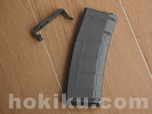 Mag Tarik M4 PMAG - Black / Brown