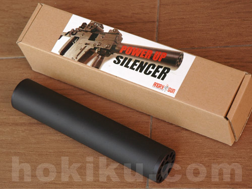 Angry Gun Silencer  Power Up for KWA KRISS Vector