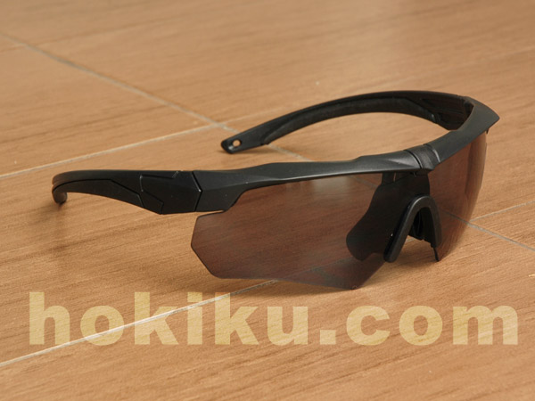 E55 Crossbow Sunglasses - Black
